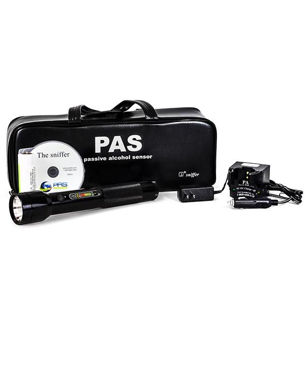 PAS V Passive Alcohol Sensor LED Flashlight_kit