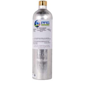 34 Liter Dry Gas (Ethanol Breath Standard) Cylinder