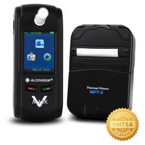 Alcovisor MARK V - DOT Evidential Breath Tester with Thermal Printer