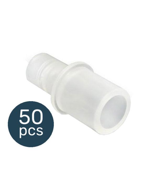 Alcovisor Satellite/MARS/MARS BT Mouthpieces: 50 Pack