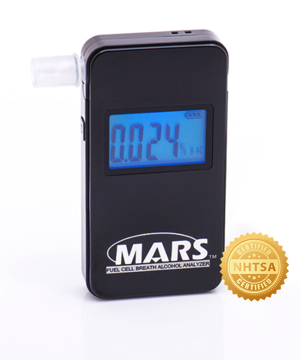 MARS: NHTSA Certified Alcohol Screening Device