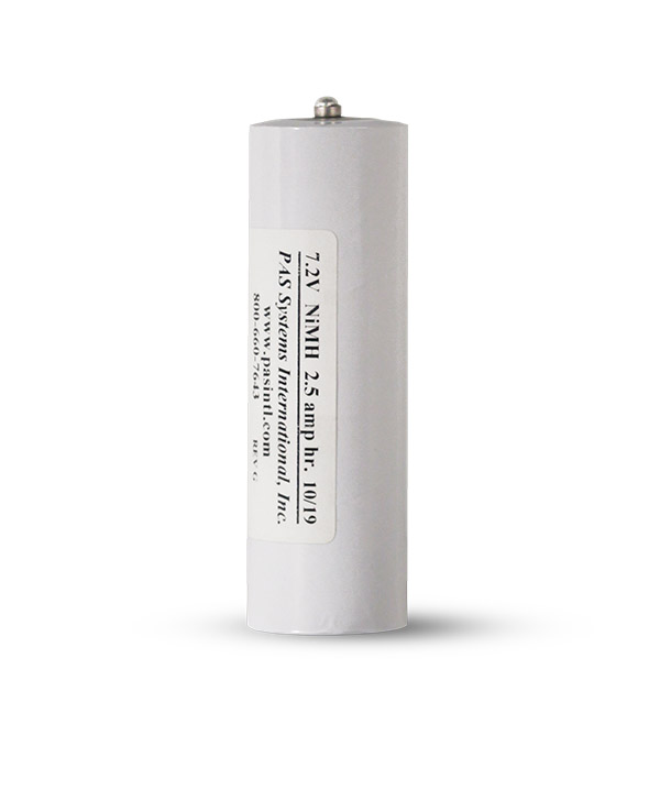 PAS IV/PAS V Industrial Grade NiMH Rechargeable Battery