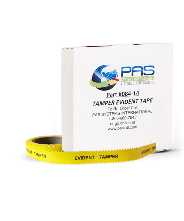 Tamper Evident Tape – Double Roll